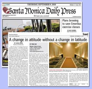 Relaken gan ban yoku hot stone bath featured by santa monica daily press