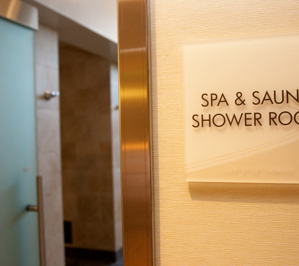 Image of Spa Sauna shower room