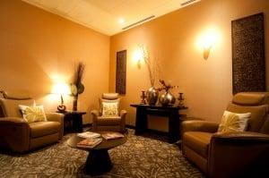 Healing room