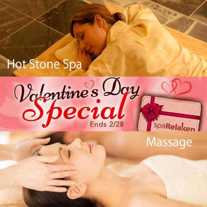 valentines day couple massage - Valentines Day Couples Massage