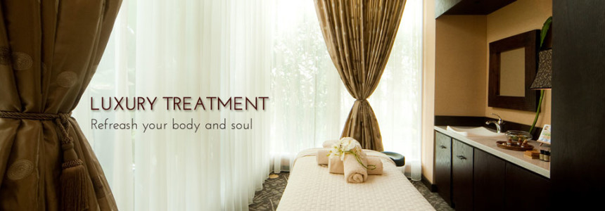 Luxury Treatment for you