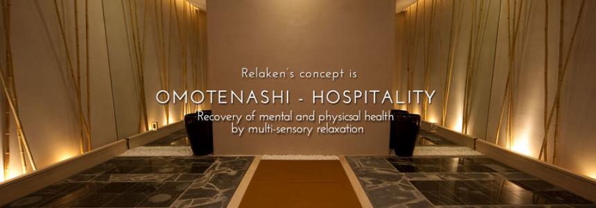 Omotenashi Hospitality