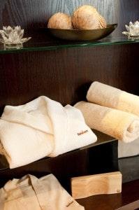 spaRelaken - Bathrobe and Towels