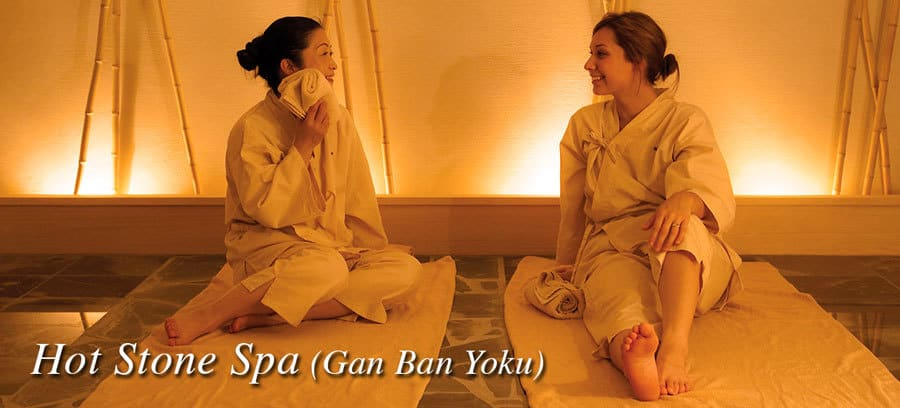 spaRelaken Torrance Hot Rock Stone Bed Bath Room (Gan Ban Yoku)