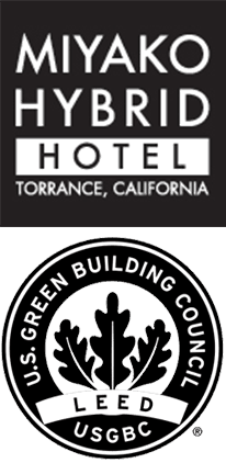Miyako Hybrid Hotel winner of LEED green building councel