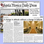Relaken gan ban yoku hot stone bath featured by santa monica daily press