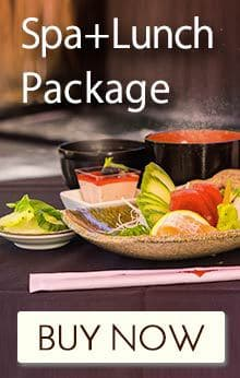 Spa + Lunch Package