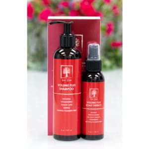 Saizen Shampoo and Conditioner Set